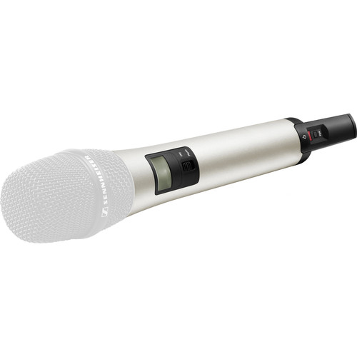 Sennheiser SpeechLine Digital Wireless SL Handheld DW-4-US Handheld Transmitter (Without Capsule)