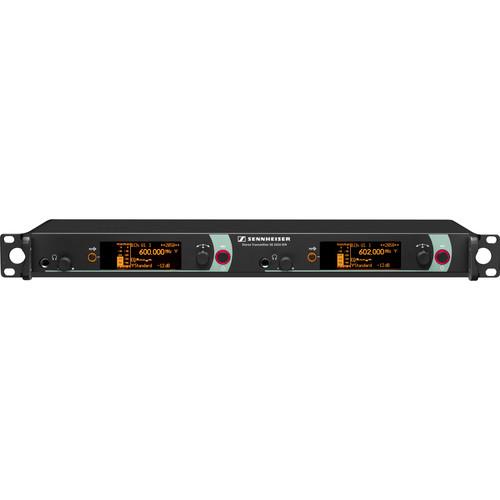 Sennheiser SR 2050XP IEM Rackmountable Dual Wireless In-Ear Transmitter (GW1: 558 to 608 MHz)