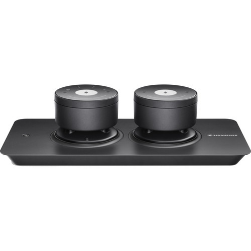 Sennheiser TeamConnect Wireless Tray-M Set Portable Conference System