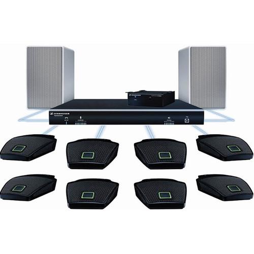 Sennheiser TeamConnect Large Flex Audio Conferencing System Bundle (16 Person)