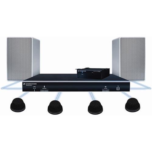 Sennheiser TeamConnect Standard Fix Audio Conferencing System Bundle (8 Person)