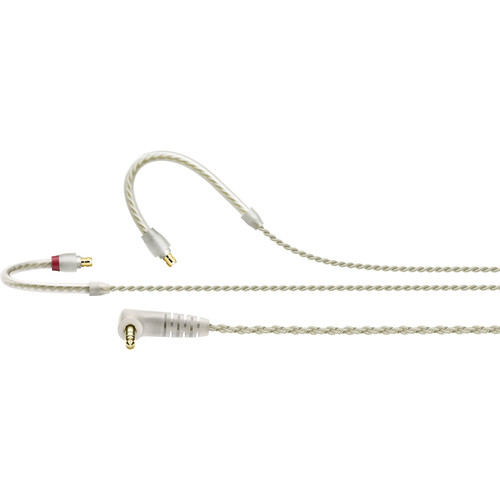Sennheiser Twisted-Pair Cable for IE 400/500 PRO In-Ear Headphones (Clear)