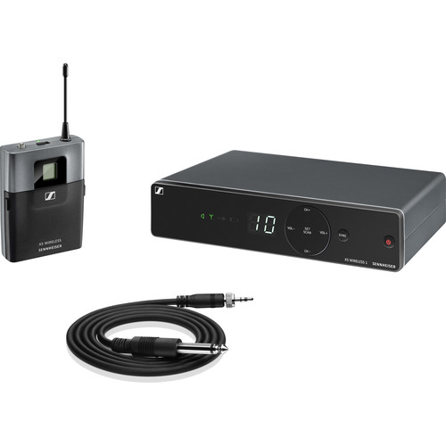 Sennheiser XSW 1 CI1-A UHF Instrument Set (A: 548 to 572 MHz)
