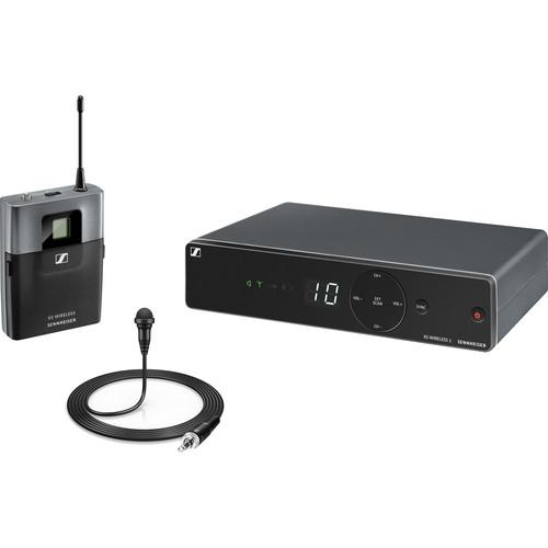 Sennheiser XSW 1-ME2 UHF Lavalier Microphone Set (A: 548 to 572 MHz)