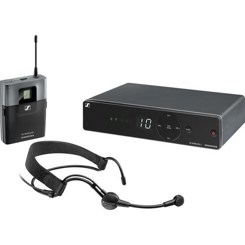 Sennheiser XSW 1-ME3-A UHF Headmic Set (A: 548 to 572 MHz)