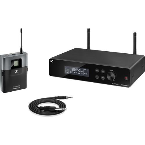 Sennheiser XSW 2-CL1-A Wireless 2 Instrument System (A: 548 to 572 MHz)