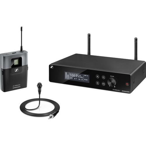 Sennheiser XSW2-ME2 Wireless Lavalier Microphone System (A: 548 to 572 MHz)