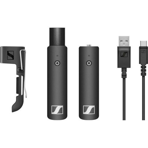 Sennheiser XSW-D PRESENTATION BASE SET Digital Wireless Bodypack Microphone System with No Mic (2.4 GHz)