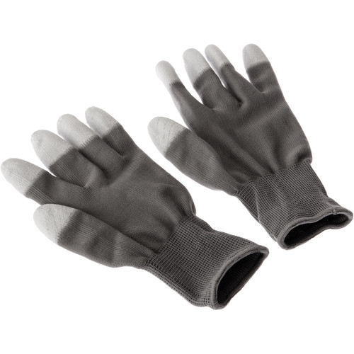 Sensei Anti-Static Gloves (Medium, Gray)