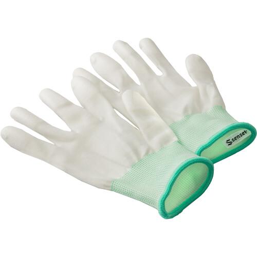 Sensei Anti-Static Gloves (Medium, White)