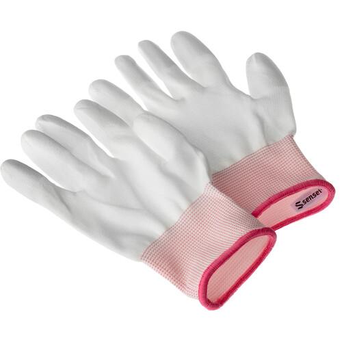 Sensei Anti-Static Gloves (Small, White)