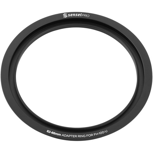 Sensei Pro 82mm Adapter Ring for 100mm Aluminum Universal Filter Holder
