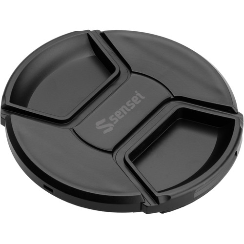 Sensei 95mm Center Pinch Snap-On Lens Cap