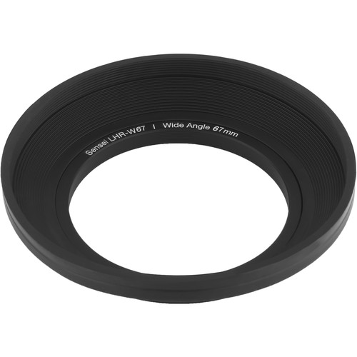Sensei 67mm Wide Angle Rubber Lens Hood