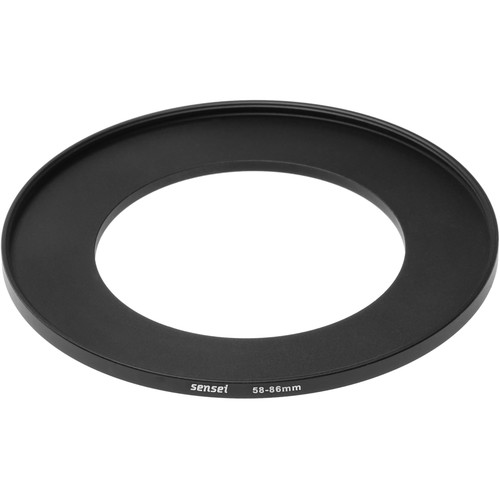 Sensei 58-86mm Step-Up Ring