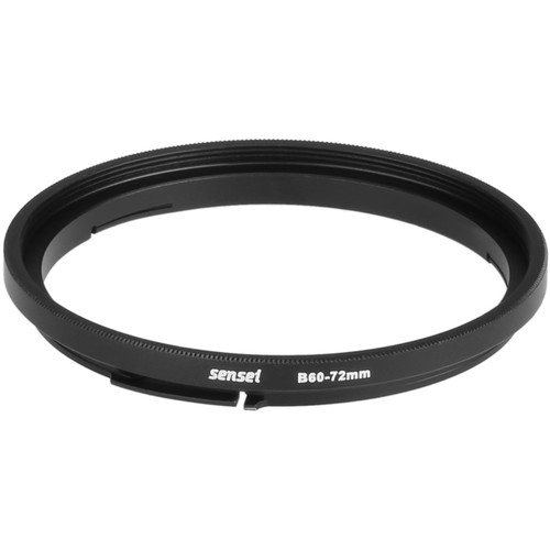 Sensei Bay 60-72mm Step-Up Ring