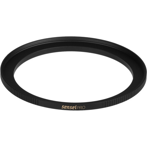 Sensei PRO 72-82mm Brass Step-Up Ring