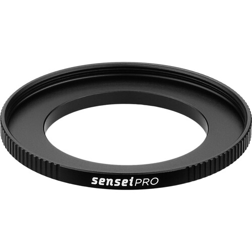 Sensei PRO 39-55mm Aluminum Step-Up Ring