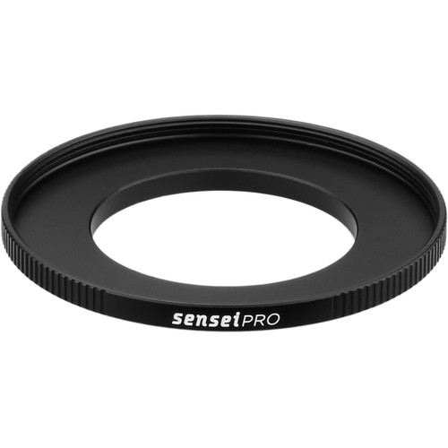 Sensei PRO 39-58mm Aluminum Step-Up Ring