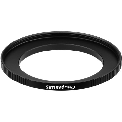 Sensei PRO 46-62mm Aluminum Step-Up Ring