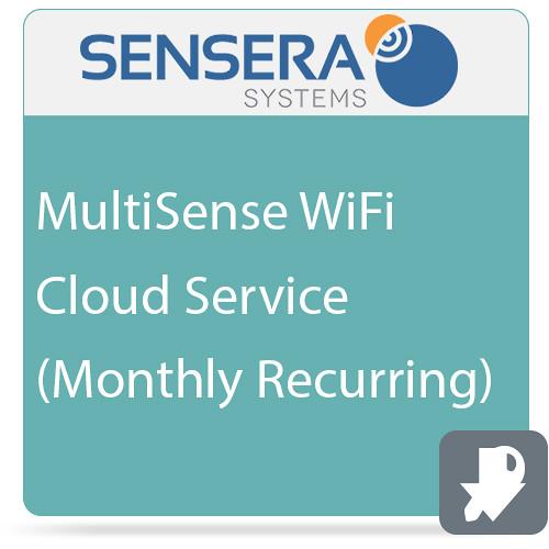 Sensera MultiSense WiFi Cloud Service (Monthly Recurring)