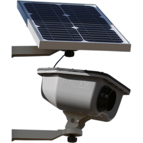 Sensera MC-68A MultiSense Solar Powered Site Video Camera Kit