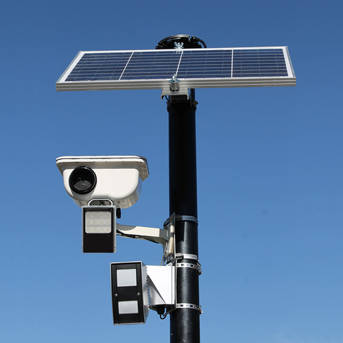 Sensera SiteWatch PRO Series Solar Wireless Site Security Camera (IR, Verizon)