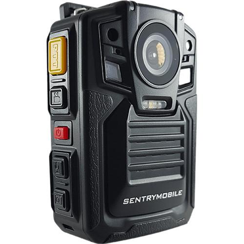 Sentry360 S360-BW-GW35 2MP Body-Worn Camera