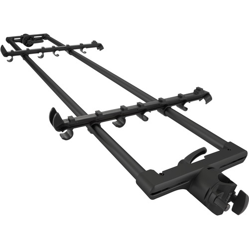 SEQUENZ Tier Adapter for Standard-L-ABK Keyboard Stands (Black)