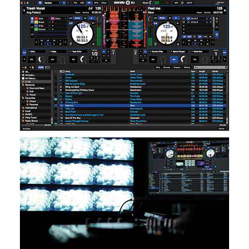 Serato Serato DJ and Serato Video Bundle (Electronic Download)