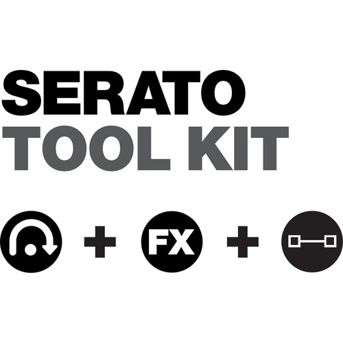 Serato Tool Kit for Serato DJ (Download)