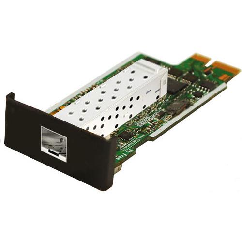 SERIAL IMAGE Fiber Optic 1310nm Input / Output SFP Module (Up to 1.24 mi)