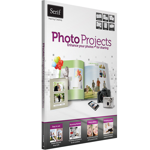 Serif PhotoProjects (Download)