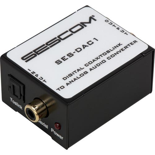 Sescom SES-DAC1 Audio Converter