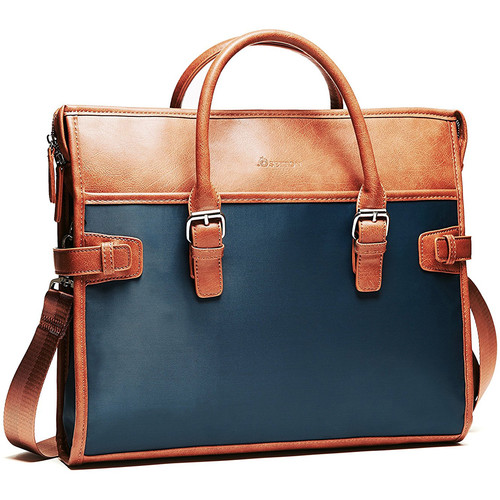 "Setton Brothers Vivere Bag for 14"" Laptop (Blue)"