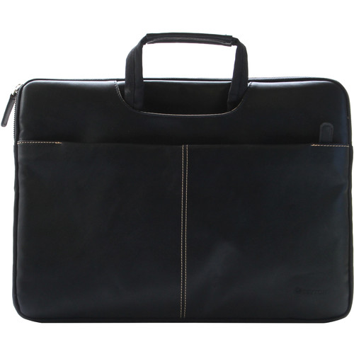 "Setton Brothers 15"" Multifunctional Laptop Sleeve (Black)"