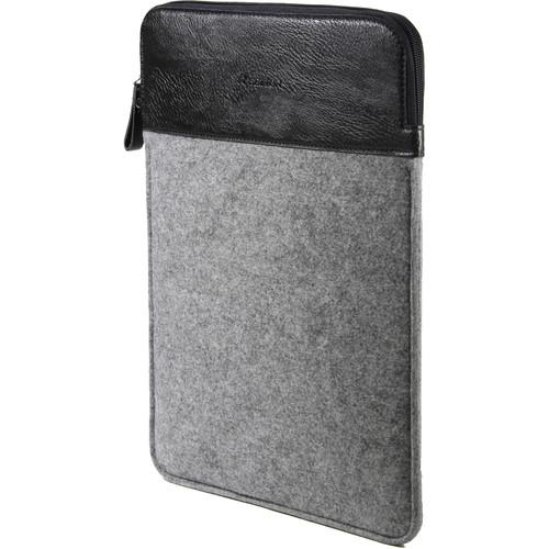 "Setton Brothers 13"" Wool Felt Sleeve for MacBook (Gray)"