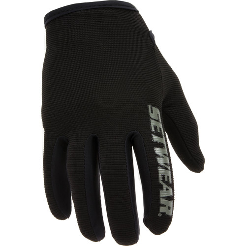 Setwear Stealth Gloves (Small, Black)