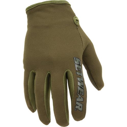 Setwear Stealth Gloves (Medium, Green)