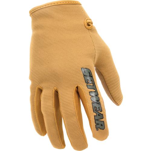 Setwear Stealth Gloves (X-Small, Tan)