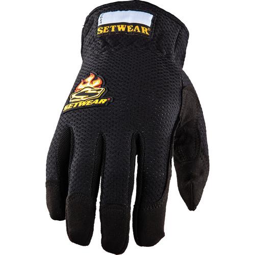 Setwear EZ-Fit Gloves (Small)