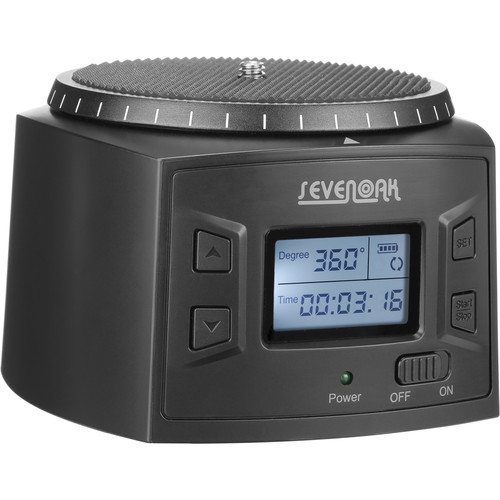 Sevenoak SK-EBH2000 Panoramic Ball Head Pro