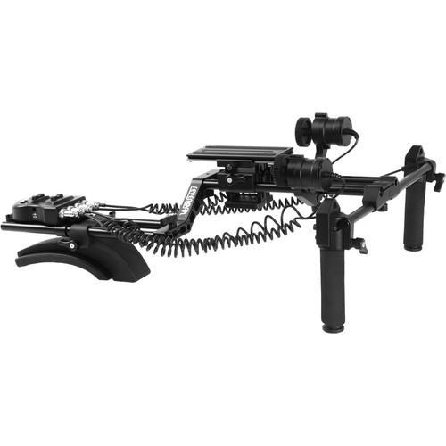 Sevenoak DSLR Shoulder Rig with Motorized Follow Focus and Focus Memory Function