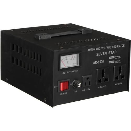 Sevenstar AR-1500 Automatic Voltage Regulator