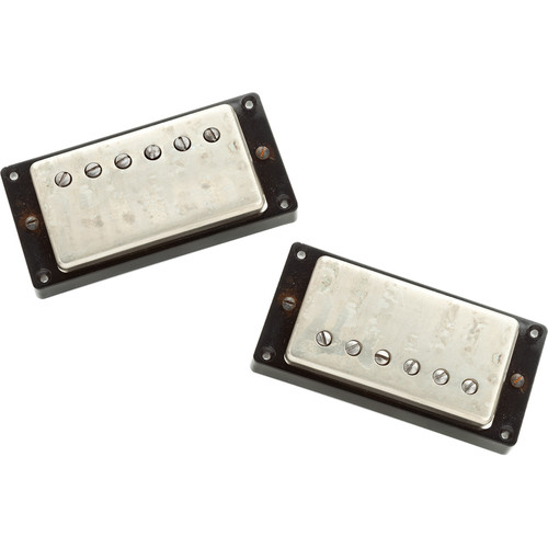 Seymour Duncan Antiquity Humbucker Set for Neck and Bridge (Nickel)