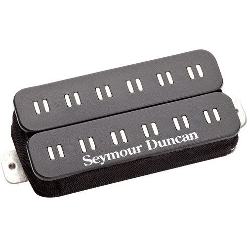 Seymour Duncan PATB-2B Distortion Parallel Axis Trembucker for Bridge (Black)