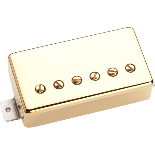 Seymour Duncan SH-14 Custom 5 Humbucker for Bridge (Gold Cover)
