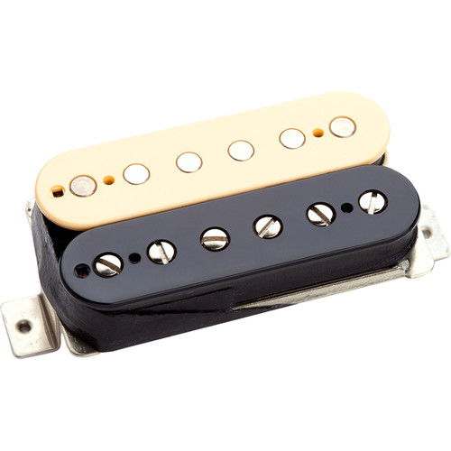 Seymour Duncan SH-15 Alternative 8 Humbucker for Bridge (Reverse Zebra)