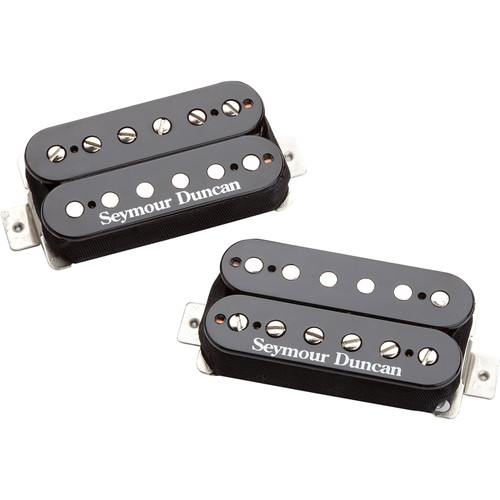 Seymour Duncan SH-18S Whole Lotta Humbucker Set (Black)