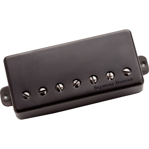 Seymour Duncan Nazgul 7-String Passive Mount Humbucker (Black Metal Cover)